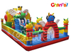Giant Insect Kingdom Inflatable Fun City for Kids Jumping