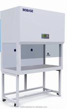 Biobase vetical laboratorio laminar de flujo gabinete con CE para laboratorio