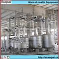 pequeñas de leche uht planta de procesamiento