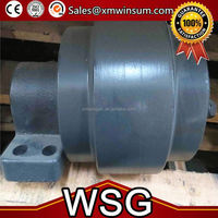 WSG bulldozer Carrier roller D5 with OEM Quality