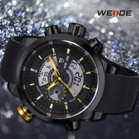 New design on sale male alibaba china watches men power silicone LCD watch