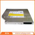 Es-uj8db de china de alta calidad ultra delgado 9.5mm de bandeja de carga sata interno de la unidad óptica