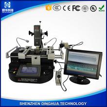 Dinghua laptop motherboard repair BGA Rework syatem with camera monitor,soldering iron DH-A1L-C