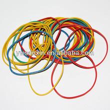 Sale multi colored assorted diameter rubber band
