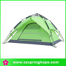 Luxury family camping tent/new design sleeping bag camping tent