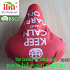 Promotional Waterproof Bike Seat Cover /Bicycle Saddle Cover