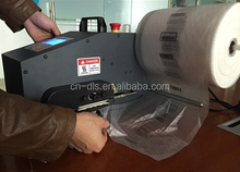 Mini Protective Packaging Air Cushion Machine, Air Cushion Bags Making