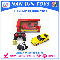 popular 4ch rc toy car with certification