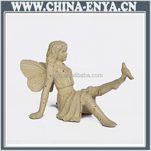 China Wholesale Custom cast iron figurines angels