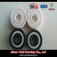 Tube packaging 608 full ceramic ZrO2 bearing 8 mm 8*22*7 long board skateboard inline skate bearing