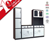 new model kitchen cabinet/MDF kitchen cabinet