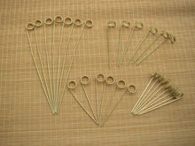 New product threader dental floss plastic toothpicks