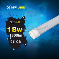 High quality led tube SMD2835 IC driver with CECBRohS PSE approved led tube 8 japanese