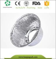 Y40035 Round aluminium food packaging supplies