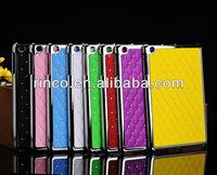 Bling Starry rhinestone Plating Hard Back Case Cover for Apple iPad mini