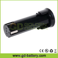 2.4V Cordless Power Tool Battery factory for Pan EY9021 EY9021B EY903 EY903B