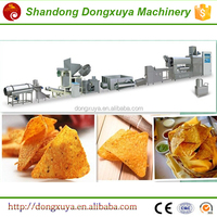 200kg fast food equipment Fully Automatic Potato French Fries machine production