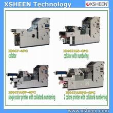 Électronique machine de numérotation, Utilisé machine de numérotation automatique, Page machine de numérotation