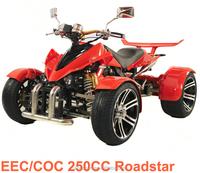 Best Selling 250CC EEC ATV (GT250ST-C) ATV 250 CC Free Shipment
