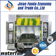 CHINA car wash and wax products, fully automatic truck wash system