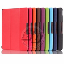 For Samsung Tab A 8.0 Case , 3-folding Ultrathin Wallet PU Leather Flip Case For Samsung Galaxy Tab A 8.0 T350 Case