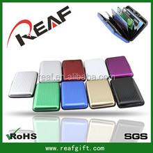 Aluma aluminium card holder,rfid blocking wallet,rfid blocking passport holder