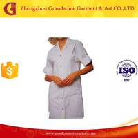 New Style White Hospital Hotel Uniforms