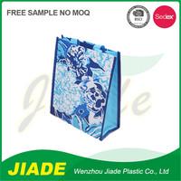 Mexican shopping bags/Shopping bag cutting machine/Light weight folding shopping trolley bag