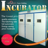 Poultry equipment factory price chicken egg incubator for sale