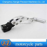 high precision and low price anodised aluminum fz 16 brake clutch lever