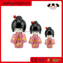 Hot Sell Japanese doll cartoon girl