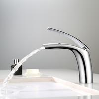 OTOL 2015 manufactured fancy waterfall bathroom sink faucets 211091