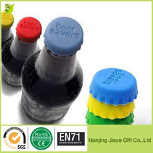 Eco-friendly Silicone Beer Bottle Stopper