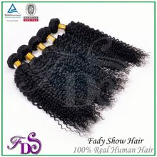 remy hair with fast shipping weave ponytail long