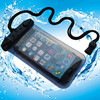 universal smart phone waterproof bag for samsung note 4