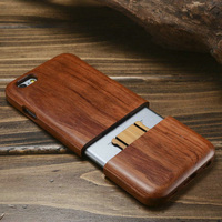 For iPhone 6S Bamboo Case /wooden Case For iPhone 5/6 6S Case/wood phone case For iPhone 6/5/6s