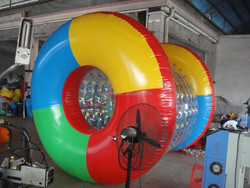 CILE 2015 Newest Giant colorful Inflatable water roller ball for sale