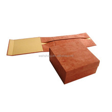 Made in dongguan custom foldable paper box