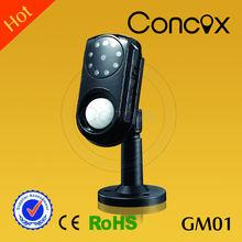 Cuádruple banda GM01 seguridad en el hogar con Sensor de Movimiento PIR CE y certificación de RoHS