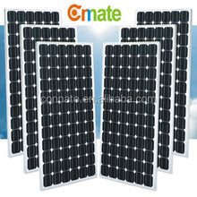 High quality high efficiency solar panels 250 watt