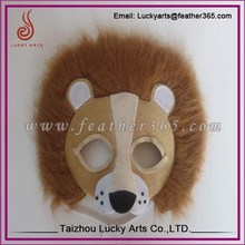 Low price sale mask for birthday party and lion mask