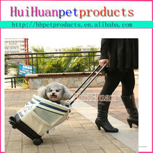 Japanese Multifunction pet carrier with wheel
