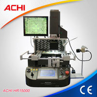 Optical Alignment ACHI HR15000 Hot Air SMD rework Soldering Station