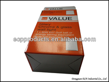 Paper Material and Recyclable Feature Corrugated cardboard shipping box