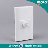 igoto touch light dimmer wall switch made in China