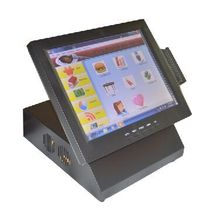 12inch all in one touch screen POS computer from factory