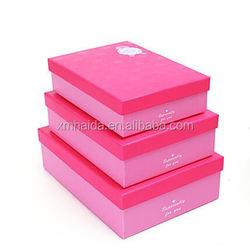 paper bra box packing