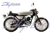 SKYTEAM EEC ACE 50CC CAFE RACER MOTORCYCLE (DREAM REPLICA)