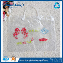 china pvc zipper bag for family
