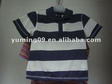 2014 de moda infantil <span class=keywords><strong>ropa</strong></span> <span class=keywords><strong>para</strong></span> niño de verano de polo t- shirt